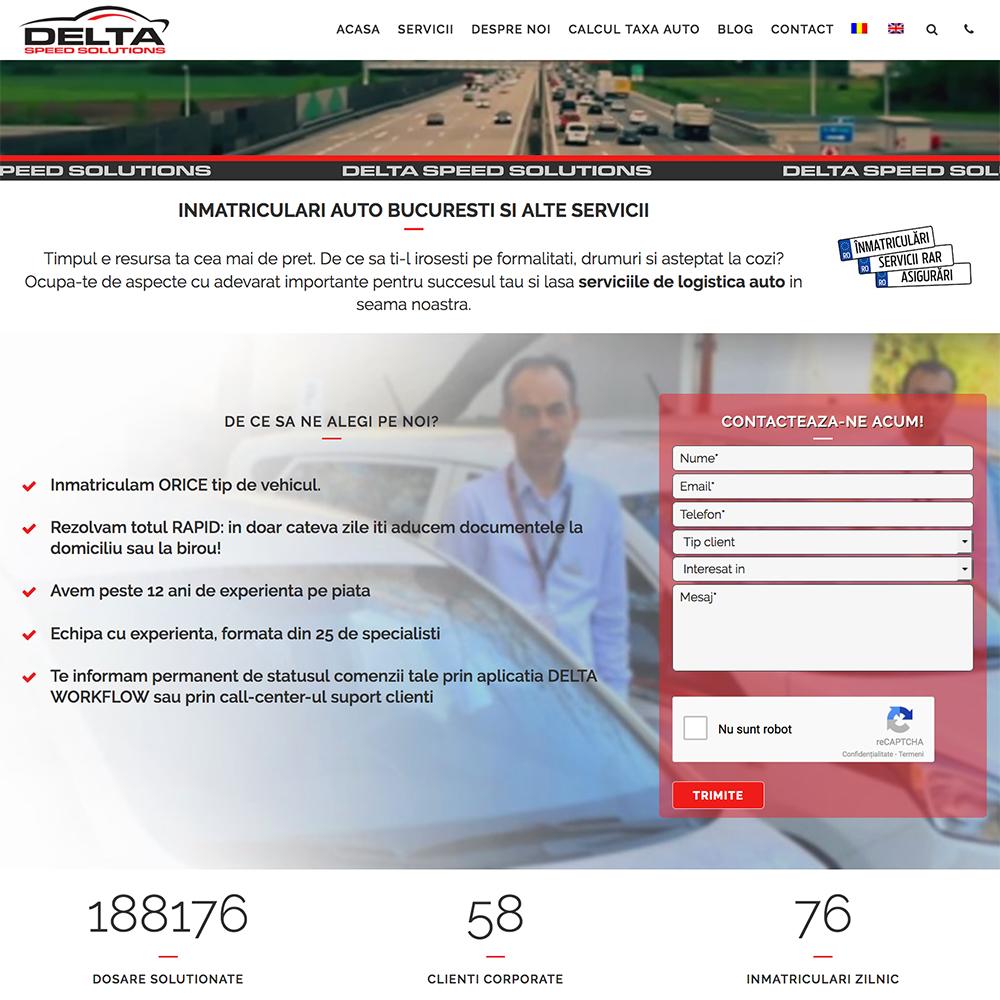 Delta Speed Solutions